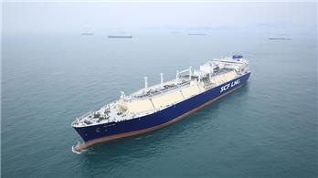 SCF Mitre LNG carrier