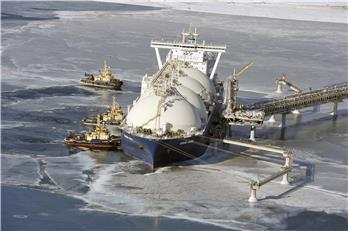 Ice-class LNG carrier Grand Aniva